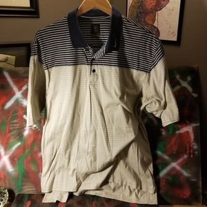 vintage Nike Golf shirt large solid